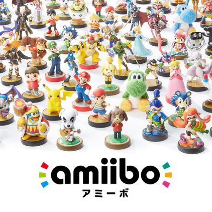 Amiibo Nintendo Menjadi Barang Koleksi Incaran Para Kolektor Game